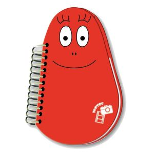 Barbapapa Orange 6x4 Slip In Photo Album 80 Photos