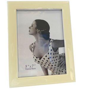 MonnaLisa Cream 7x5 Photo Frame