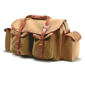 Billingham 550 Khaki Tan Canvas Camera Bag