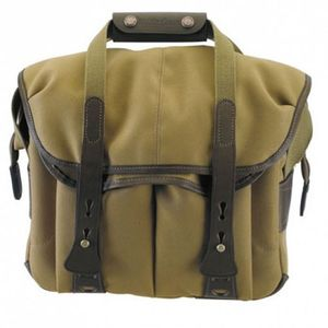 Billingham 207 Digital Khaki Chocolate FibreNyte Camera Bag