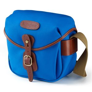 Billingham Hadley Digital Imperial Blue Canvas Camera Bag