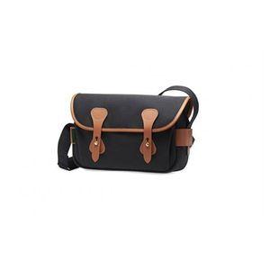 Billingham S3 Black Tan Shoulder Bag