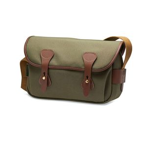 Billingham S3 Sage FibreNyte Chocolate Shoulder Bag