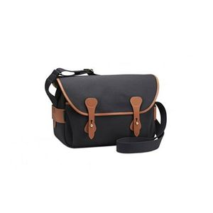 Billingham S4 Black Tan Shoulder Bag