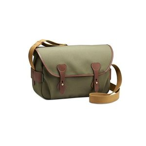 Billingham S4 Sage FibreNyte Chocolate Shoulder Bag