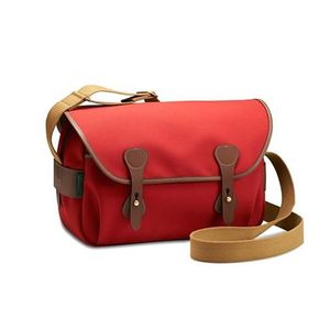 Billingham S4 Burgundy Chocolate Shoulder Bag