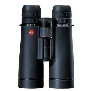 Leica 10 + 15 x 50 Duovid Black Binoculars 40420