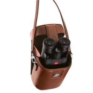 Leica Leather Brown Case for 10x25 Binoculars 42324
