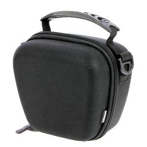 Dorr Small Black Hardshell Holster Bag for CSC or Bridge Cameras