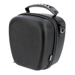 Dorr Medium Black Hardshell Holster Bag for DSLR Cameras