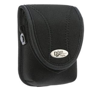 Dorr Safety Black Neoprene Camera Bag 4