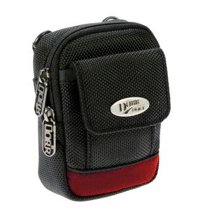 Dorr Red Rock Plus 0 Red and Black Camera Case
