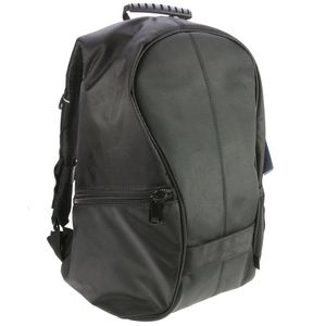 Dorr Slim Pack Pure Black Backpack