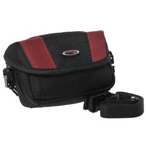 Dorr Adventure X-Treme Cross Chip Red Camera Case