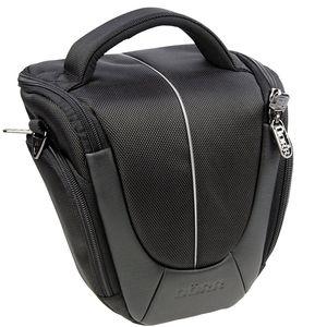 Dorr Yuma Medium Holster Bag - Black and Silver