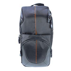 Dorr Yuma Sling Bag - Black and Orange