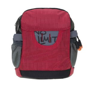 Dorr No Limit Small Red Camera Bag
