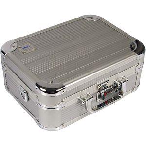 Dorr Small Aluminium Case 20 - 28x23x11.5cm