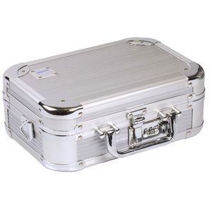 Dorr Medium Aluminium Case 30 - 34x27x14.5cm