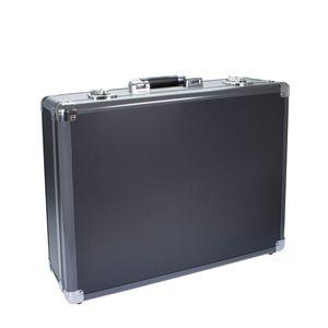 Dorr Titan 48 Silver Aluminium Case with Foam and Dividers
