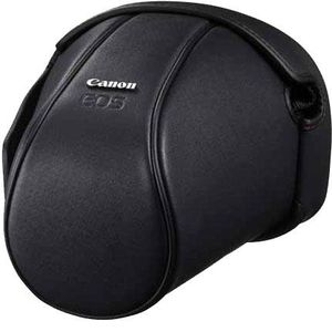 Canon EH21-L Leather Black Case for EOS 60D D-SLR Camera