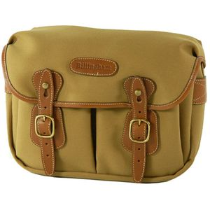 Billingham Hadley Small Khaki and Tan Canvas Camera Bag