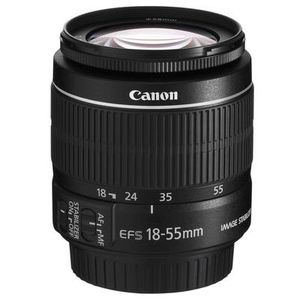 Canon EF-S 18-55mm F3.5-5.6 IS II Lens (Unbranded Box)