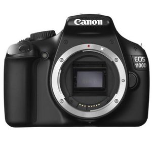 Canon EOS 1100D Digital SLR Camera Body