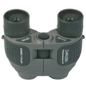 Danubia Performance 21 Zoom 7-21x21mm Zoom Binoculars