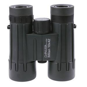 Danubia Milan 10x42 Roof Prism Binoculars