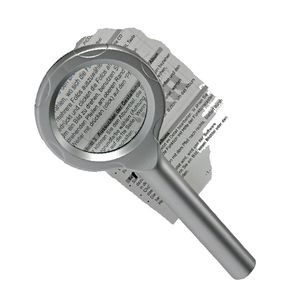 Dorr Large LED Magnifier 4x65mm
