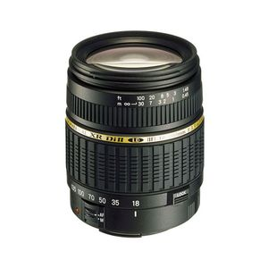 Tamron 18-200mm F3.5-6.3 AF XR DI II Lens - Canon Fit