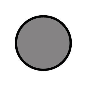 "Danubia Moon Filter for 1.25"" Astro Telescope Eyepiece"