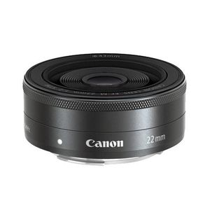 Canon EF-M 22mm f/2 STM Pancake Lens