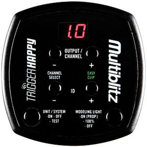 Multiblitz Trigger Happy 16 Channel Wireless Remote