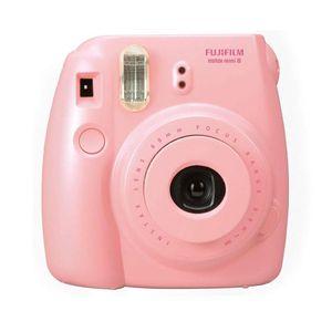 Fujifilm Pink Instax Mini 8 Instant Camera Inc 10 Shots