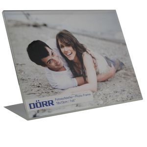 Free Standing Landscape Acrylic Photo Frame for 7x5 Photo