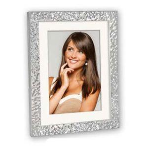 Corinto Silver 8x6 Photo Frame