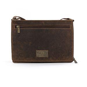 Gillis Trafalgar Messenger Leather Camera Bag Shoulder Style