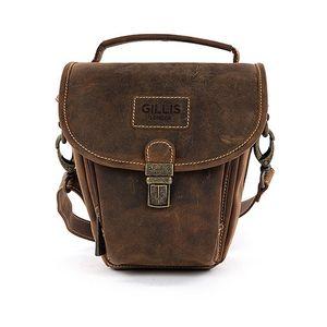 Gillis Large Leather Holster Camera Bag