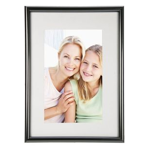 New York Steel 7x5 Photo Frame