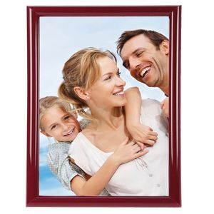 New York Bordeaux 12x8 Photo Frame
