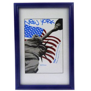 New York Blue 8x6 Photo Frame