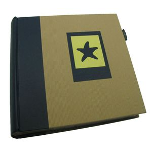 Green Earth Blue Starfish 6x4 Slip In Photo Album - 200 Photos