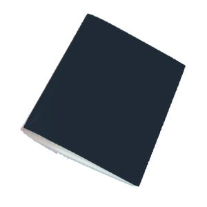 Uni Black Mini 7x5 Slip In Photo Album - 24 Photos Overall Size 5.5x7.5""
