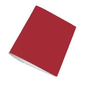 Uni Red Mini 7x5 Slip In Photo Album - 24 Photos Overall Size 5.5x7.5""