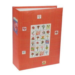 Stamps Coral 6x4 Mini Max Photo Album - 100 Photos