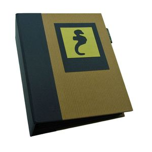 Green Earth Blue Seahorse Mini Max 6x4 Slip In Photo Album - 120 Photos