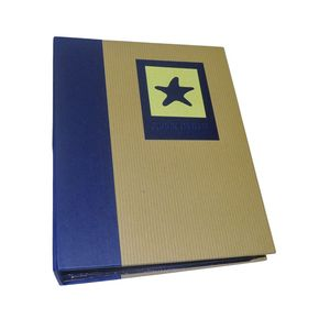 Green Earth Blue Starfish Mini Max 7x5 Slip In Photo Album - 120 Photos