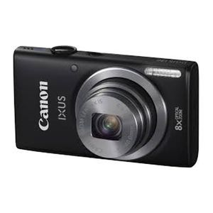 Canon IXUS 132 Black Digital Compact Camera